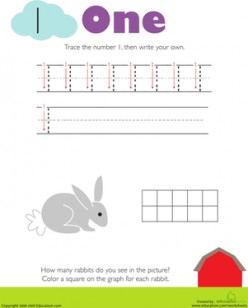 Teaching Numbers 1 to 10