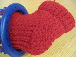 Free Knifty Knitter Sock Patterns