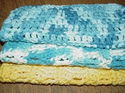 Crochet a Wash Cloth