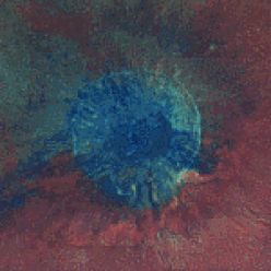 UFO Hall Of Shame : Jose Escamilla : Moon Rising 2012