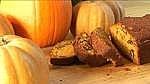 Pumpkin Bread in a Bag