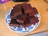 Brownie Mix Made Ahead