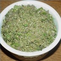 Dried Herbs - Herbal Tincture Alternative