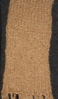 How to Knit a Scarf on the Knifty Knitter Looms - No Wrap Stitch