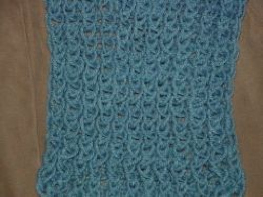 Knifty Knitter Figure 8 Stitch