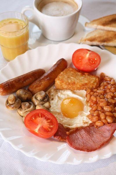 """full english breakfast"""