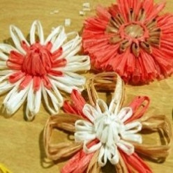 Free Knifty Knitter Flower Loom Patterns and Instructions