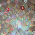 Ways to Reuse CDs in Crafts