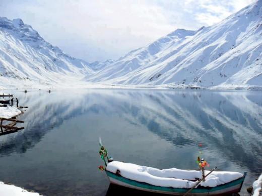 Saif ul Maluk Lake