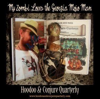 My Zombi Loves the Mojo Man!