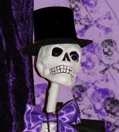 Spirit of Death Voodoo Doll