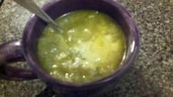 Caraway Celery Soup (Vegan, Gluten Free)