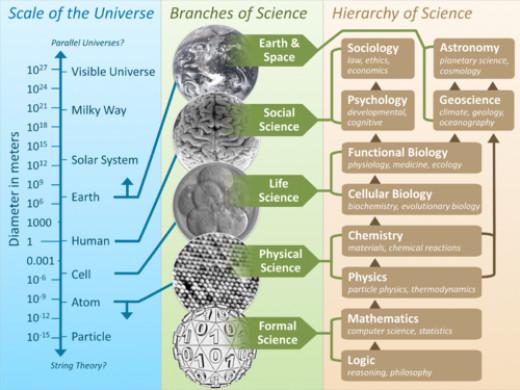 The Scientific Universe: source Wikipedia