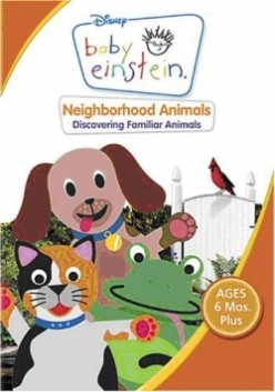 Baby Einstein Neighborhood Animals Review