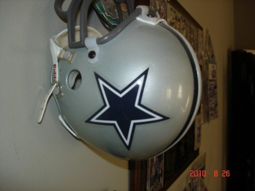 Dallas Football and the Star