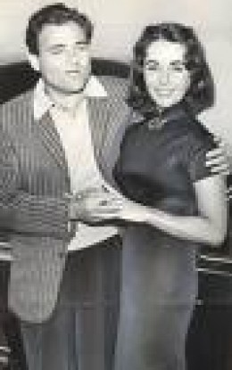 Michael Todd and Elizabeth Taylor (Husband #3)