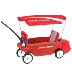 Radio Flyer Ultimate Comfort Wagon Review