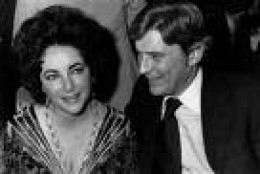 John Warner and Elizabeth Taylor(Husband #6, Marriage #7)