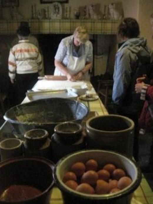 Baking demo
