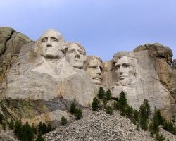 Mt, Rushmore