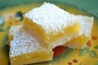 Lemon Bars - Yum!!!