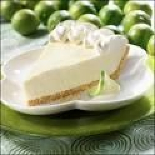 Key Lime Pie - It's Not Supposed To Be Green