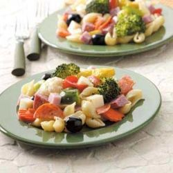 Antipasto Salad with Giardiniera