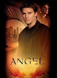 Angel is portrayed by David Boreanaz