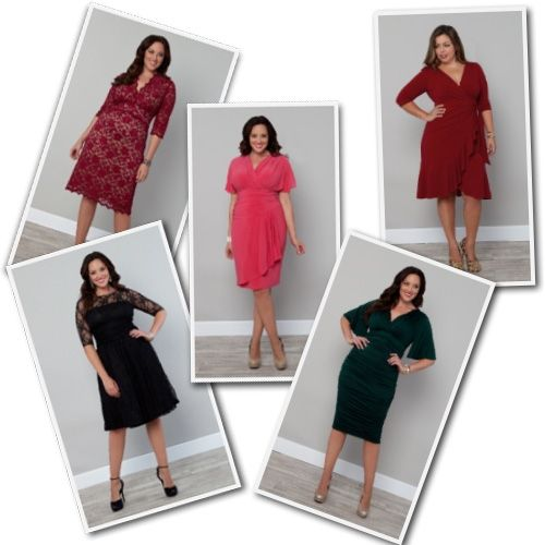 Plus Size Party Dresses from Kiyonna