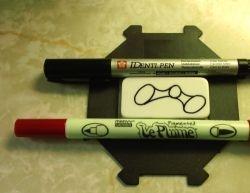 Domino Train starter and Sakura Markers