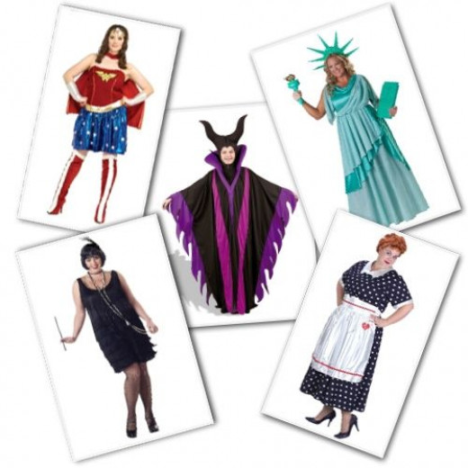 Plus Size Costumes for Women at Buy Costumes