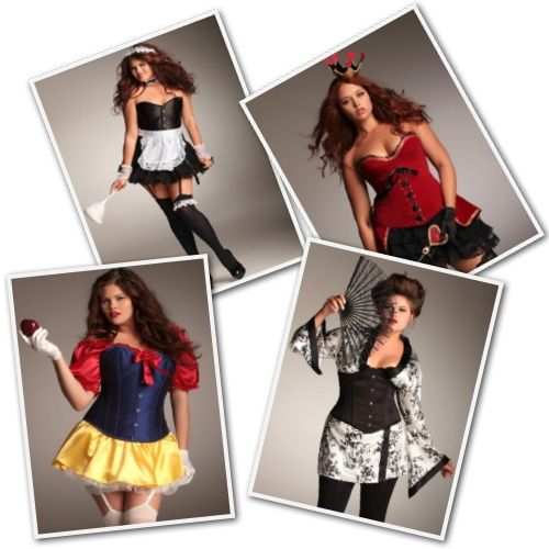 Hips and Curves Costumes