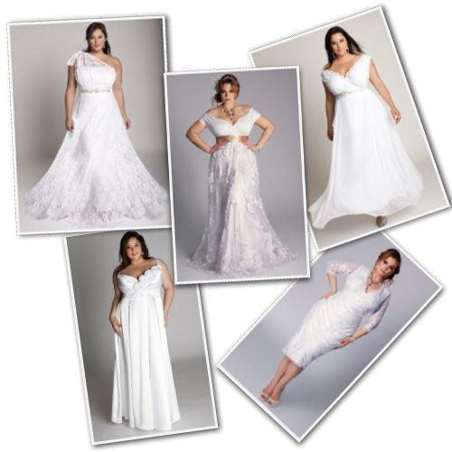 Plus Size Bridal / Wedding Dresses from Igigi