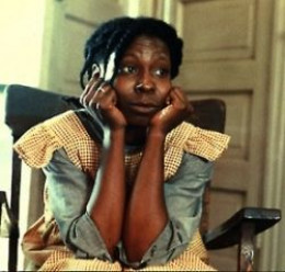 a review of the movie the color purple No, the charge against 1985's the color purple has nothing to do with money it  was a hit however, it too is a film that has consistently been.