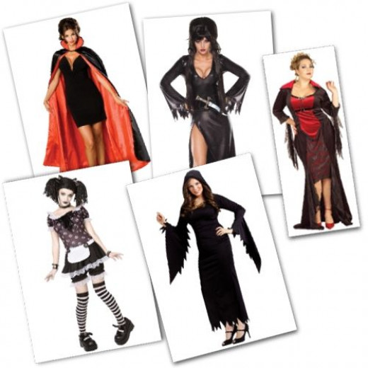 Plus Size Halloween Costumes from Halloween Costumes