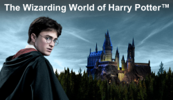 Harry Potter World in Universal's Islands of Adventure