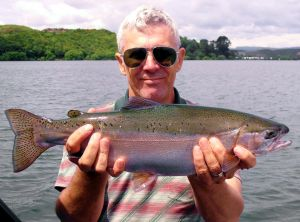 Fishing is plentiful in Rotorua's 16 lakes.  Photo credit:  http://www.sxc.hu/profile/melodi2