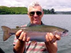 Fishing is plentiful in Rotorua's 16 lakes.  Photo credit:  http://www.sxc.hu/profile/melodi2