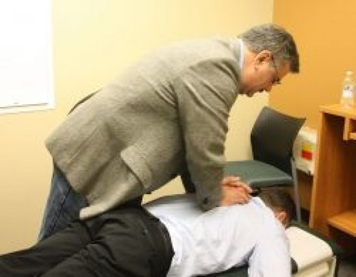 What is Chiropractic?  file from Wikimedia Commons used under Creative Commons Licence