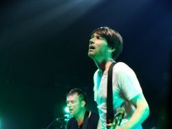 Alex James of Blur (image from Wikipedia)