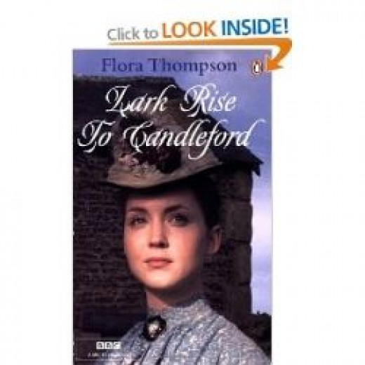 Flora Thompson - the author of the trilogy Lark Rise To Candleford