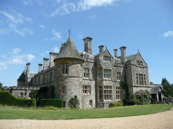 Beaulieu is the home of Lord Montagu and the National Motor Museum