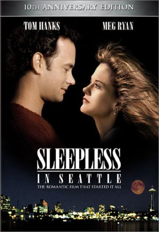 Click here for a review of Sleepless In Seattle starring Tom Hanks and Meg Ryan and to buy the DVD from Amazon