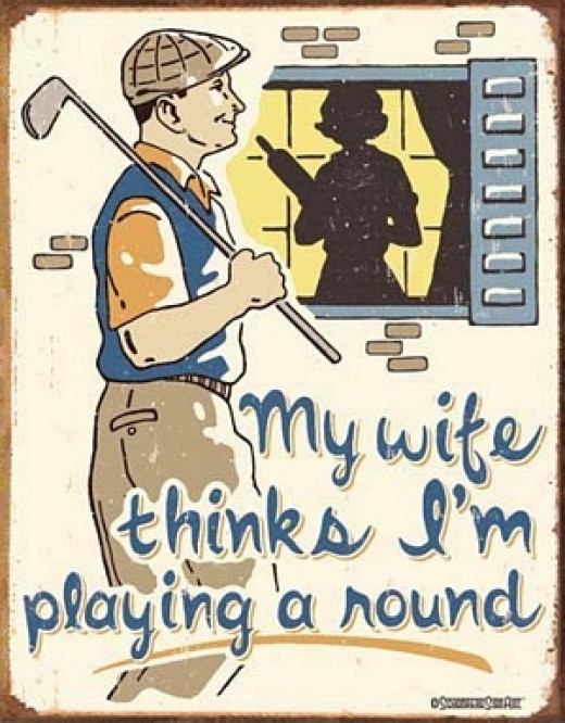 The Best Dirty Golf Jokes Hubpages