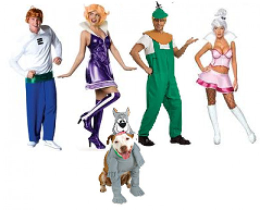 Jetsons Costume