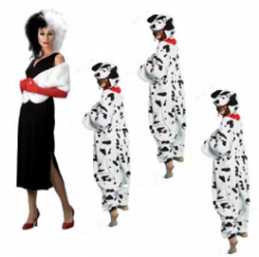 101 Dalmatians Costume