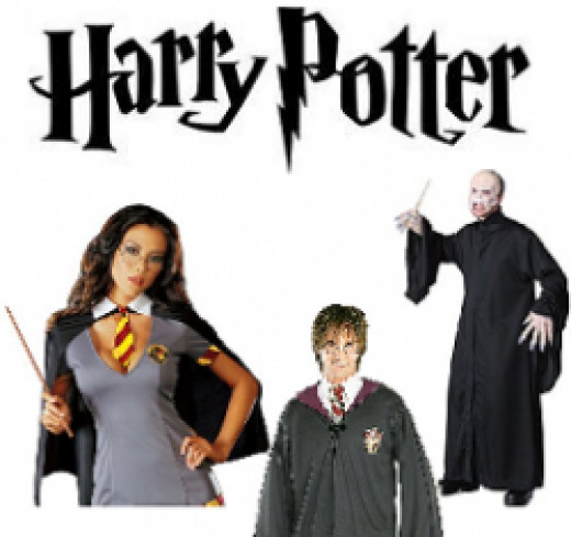 Harry Potter Group Costume