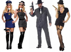 Gangsters Group Costume