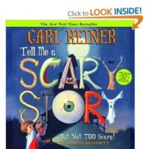 Tell me a scary story but not too scary!
