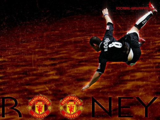 rooney Wallpaper